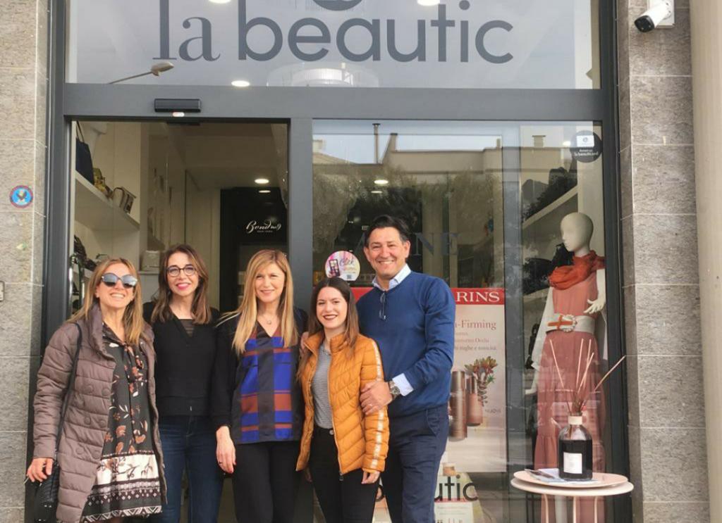 Empresa dónde realicé mis prácticas, Aline La Beautic