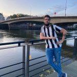 Marcos visitando la ciudad de Nantes